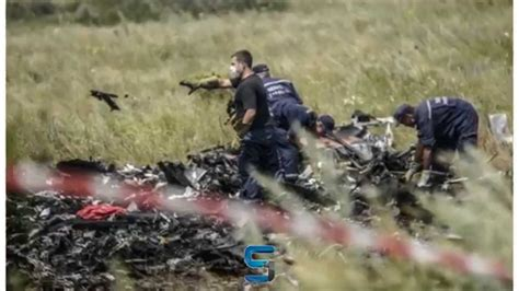 Malaysian Airline MH17 passenger was found wearing oxygen