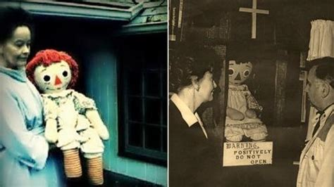 The Story Behind Real 'Anabelle' Doll Is Freakier Than The